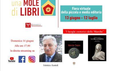 """""""Simbolismo Templare"""" e """"La Dea Eterna"""" con Fabrizio Bartoli – 14 giugno 2020"""