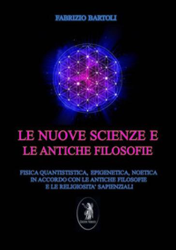 copertina scienze antiche e le antiche filosofie
