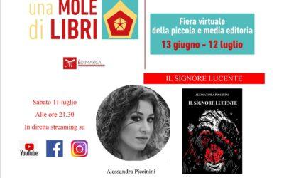 """Alessandra Piccinini presenta """"Il Signore Lucente"""""""