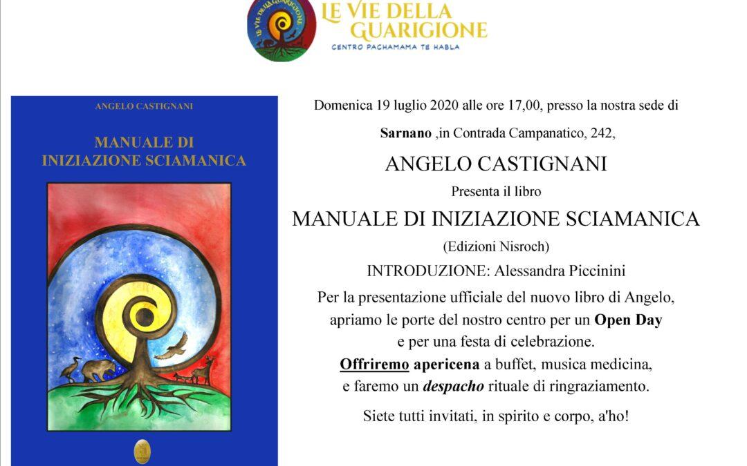 Presentazione libro sullo sciamanesimo italiano