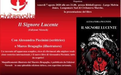 Presentazione libro Il Signore Lucente-Civitanova, 8 agosto 2020